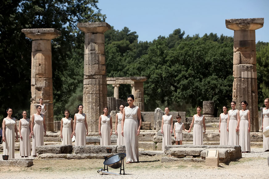 Four Day Classical Greece Tour: Epidaurus, Mycenae, Olympia, Delphi, Meteora