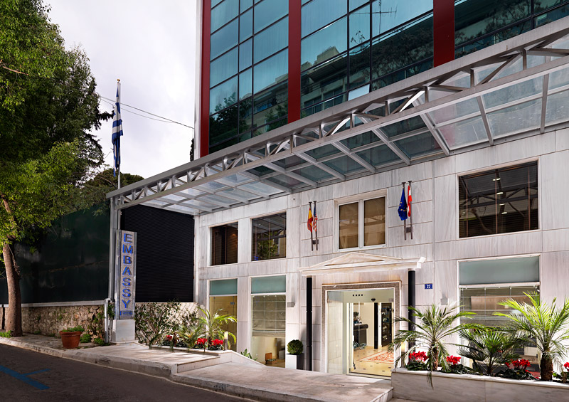 Best Western Plus Embassy