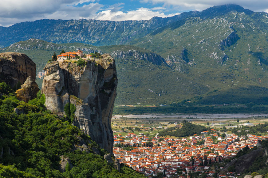 Full Day Meteora trip from Thessaloniki