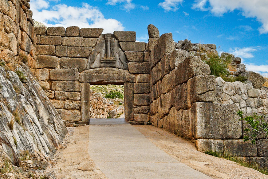 Epidaurus & Mycenae One Day Tour from Athens