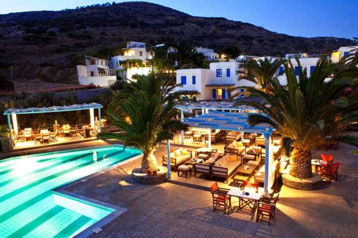 Alexandros Hotel Sifnos