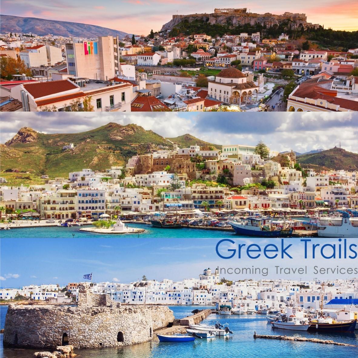Athens – Paros – Naxos