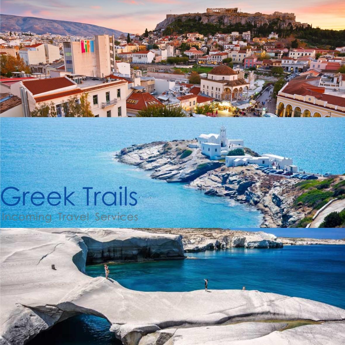 Athens – Sifnos – Milos