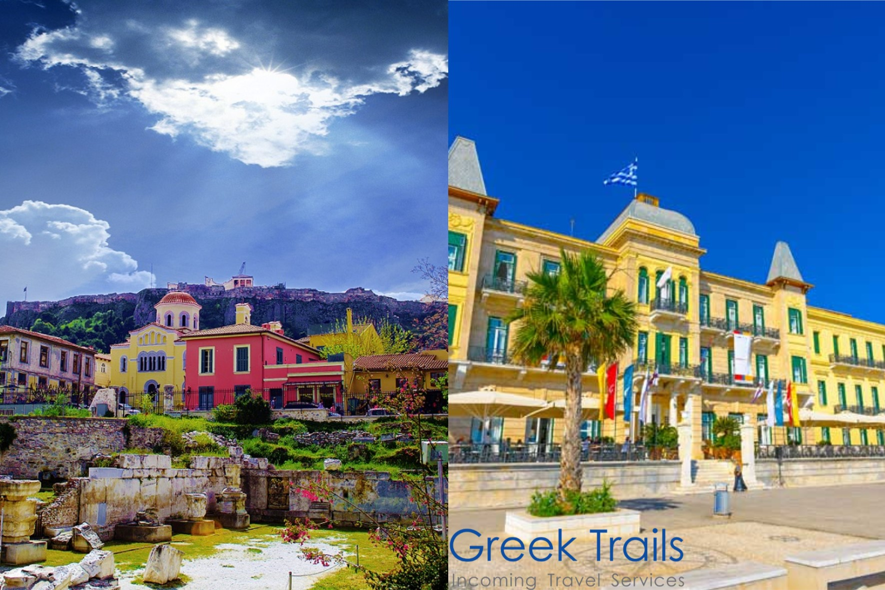 Athens – Spetses