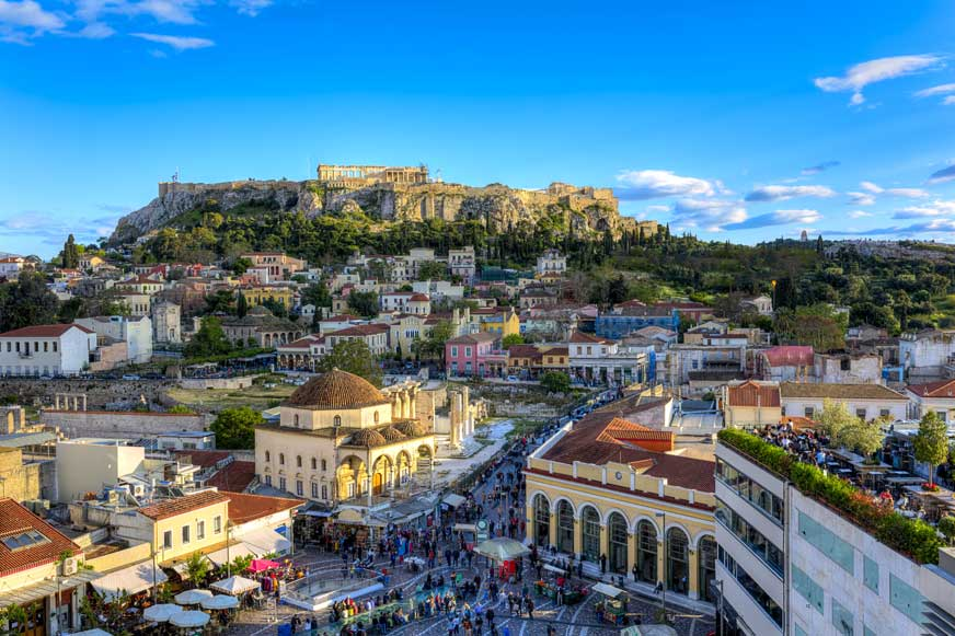 Neighborhoods of Athens: The Alternative City Tour