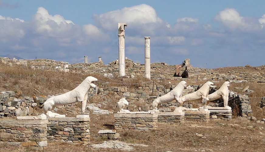 Delos Half Day Tour from Mykonos