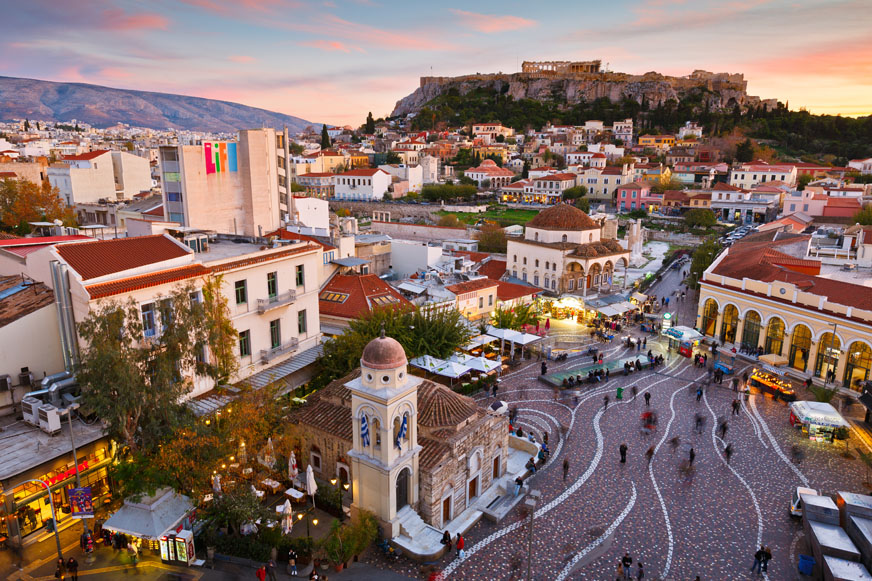 Athens City Breaks - 2 Days