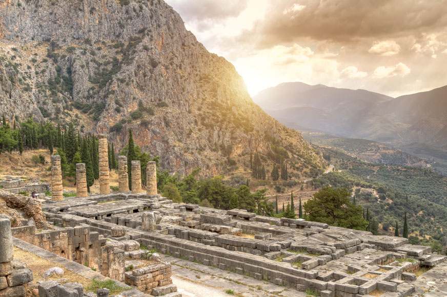 Three Days Classical Tour from Athens: Epidaurus, Mycenae, Olympia, Delphi