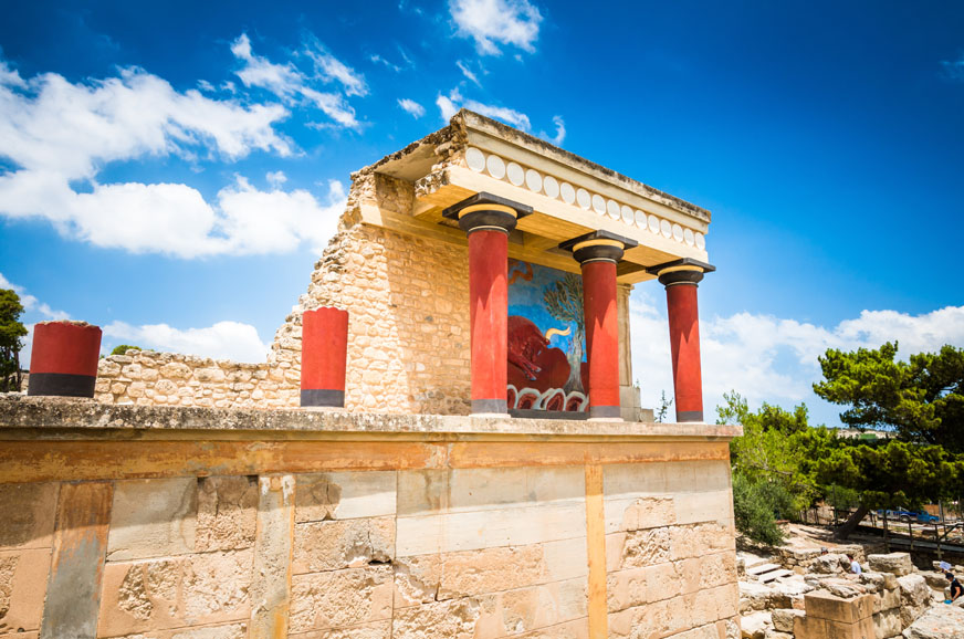 Full Day Tour from Heraklion: Crete Highlights