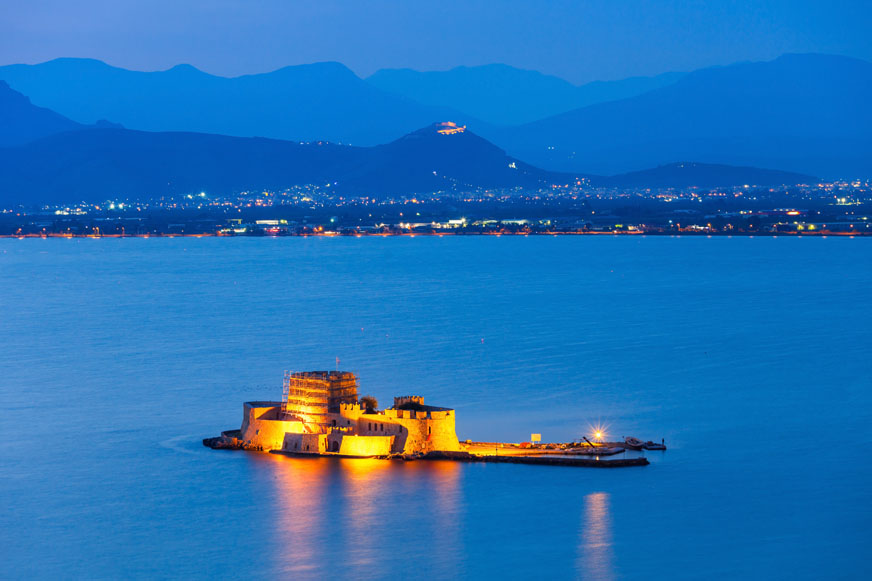 Nafplio Walking City Tour