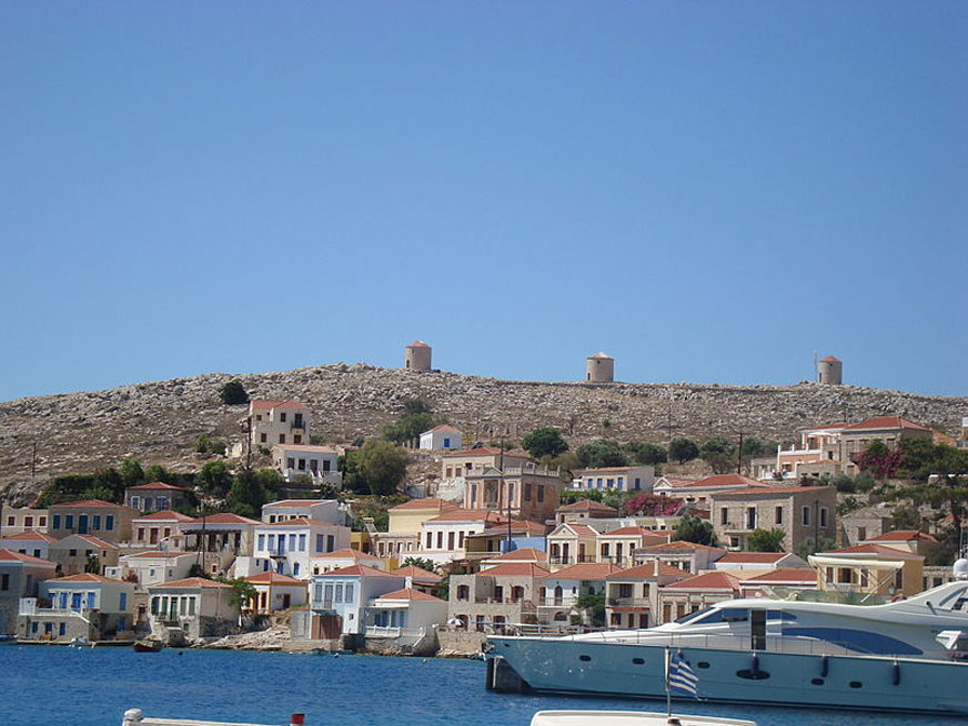 Chalki full day tour from Rhodes