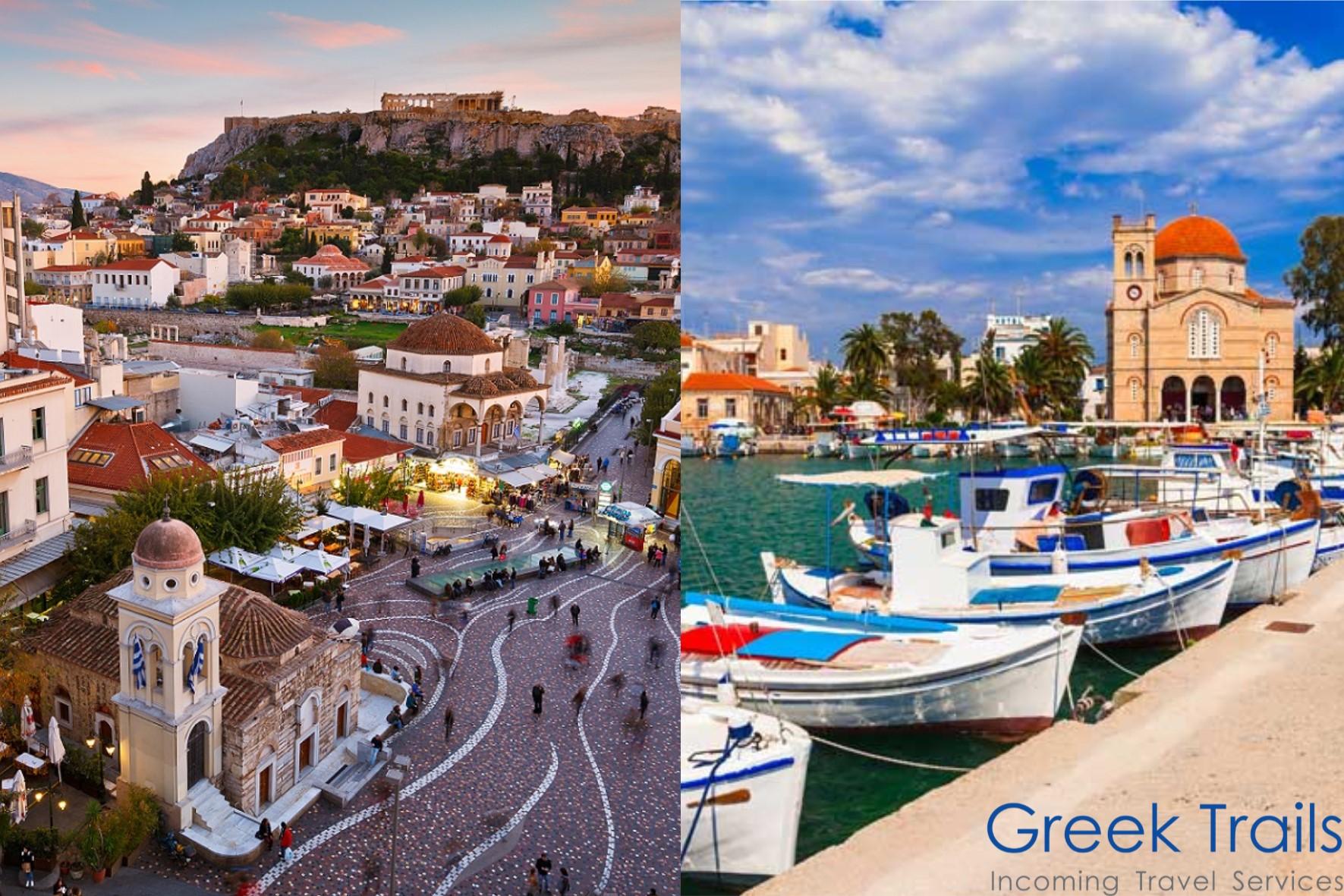 Athens – Aegina