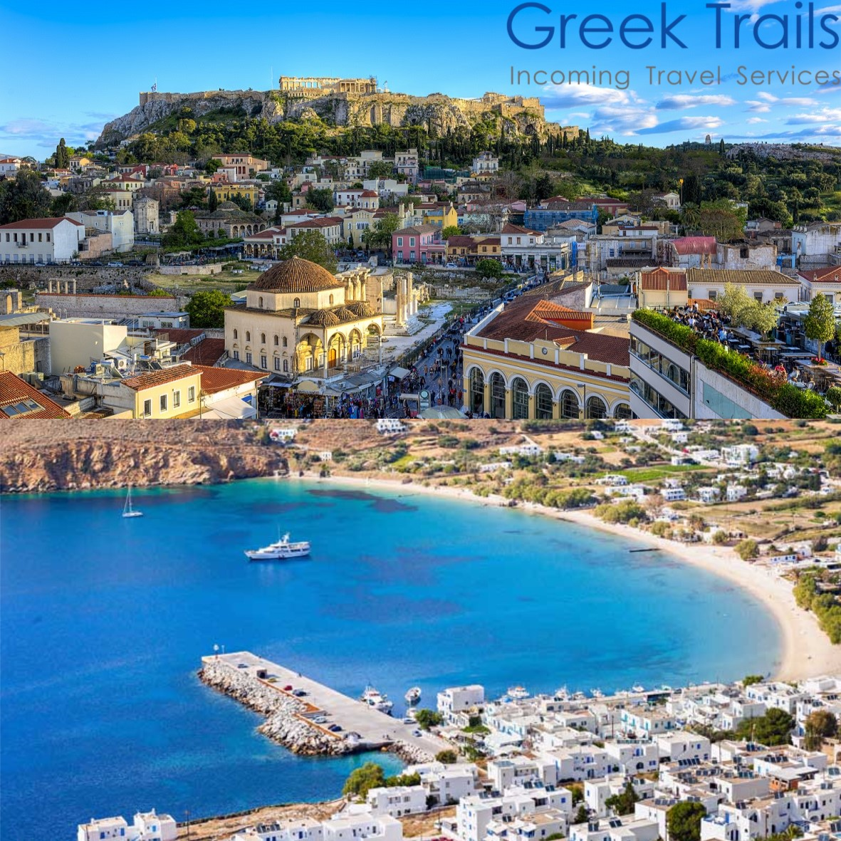 Athens – Amorgos