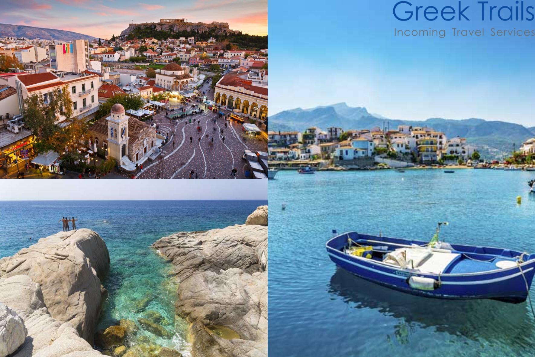 Athens – Ikaria – Samos