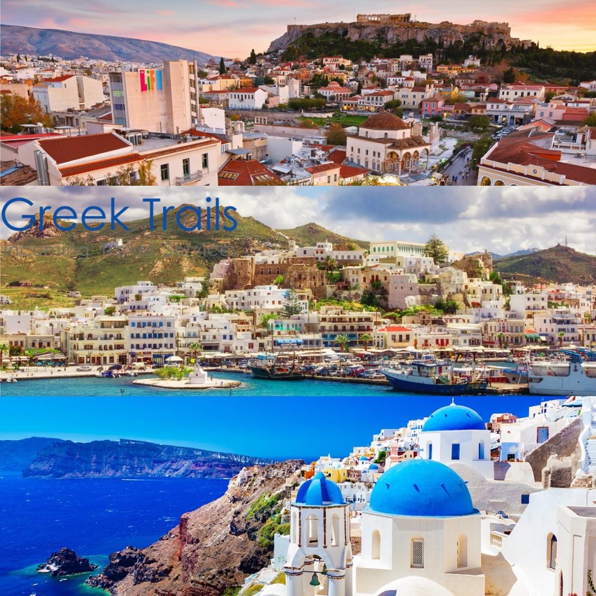 Athens – Naxos – Santorini