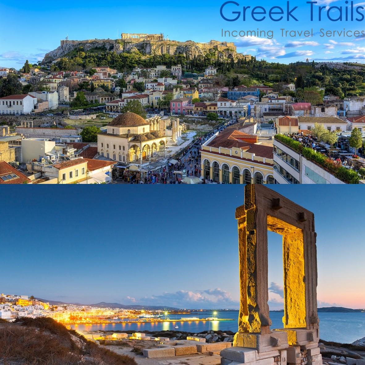 Athens – Naxos