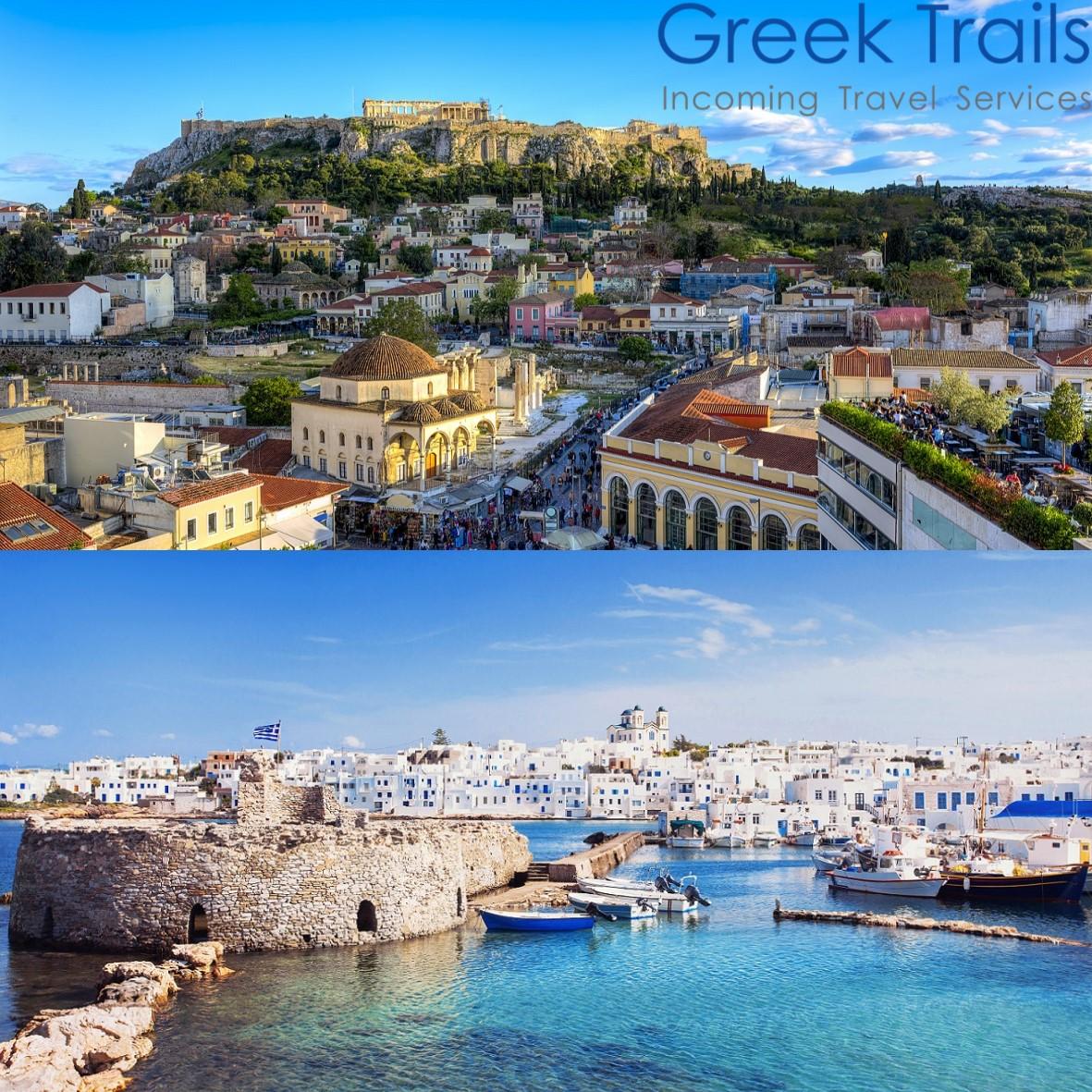Athens – Paros