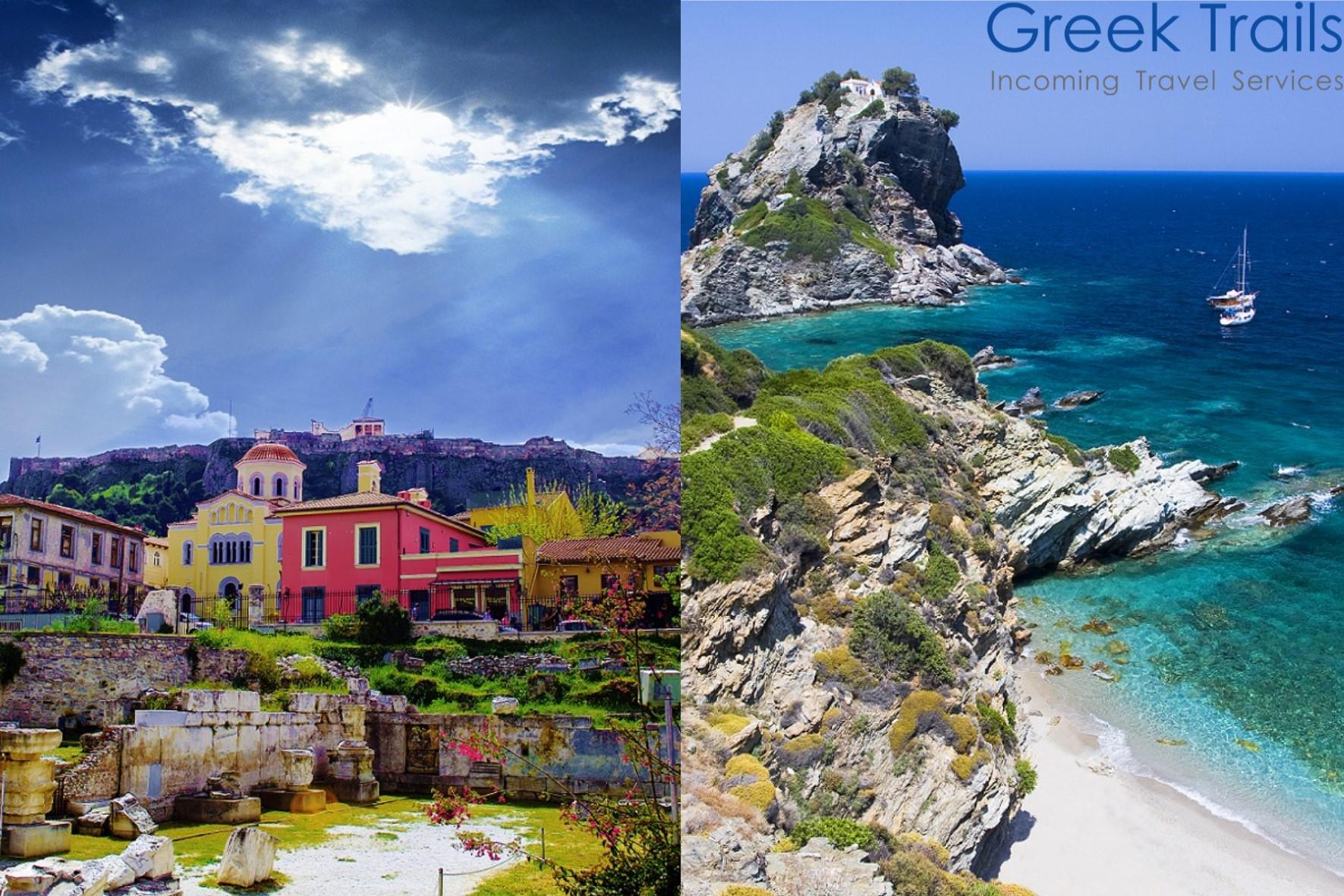 Athens – Skopelos