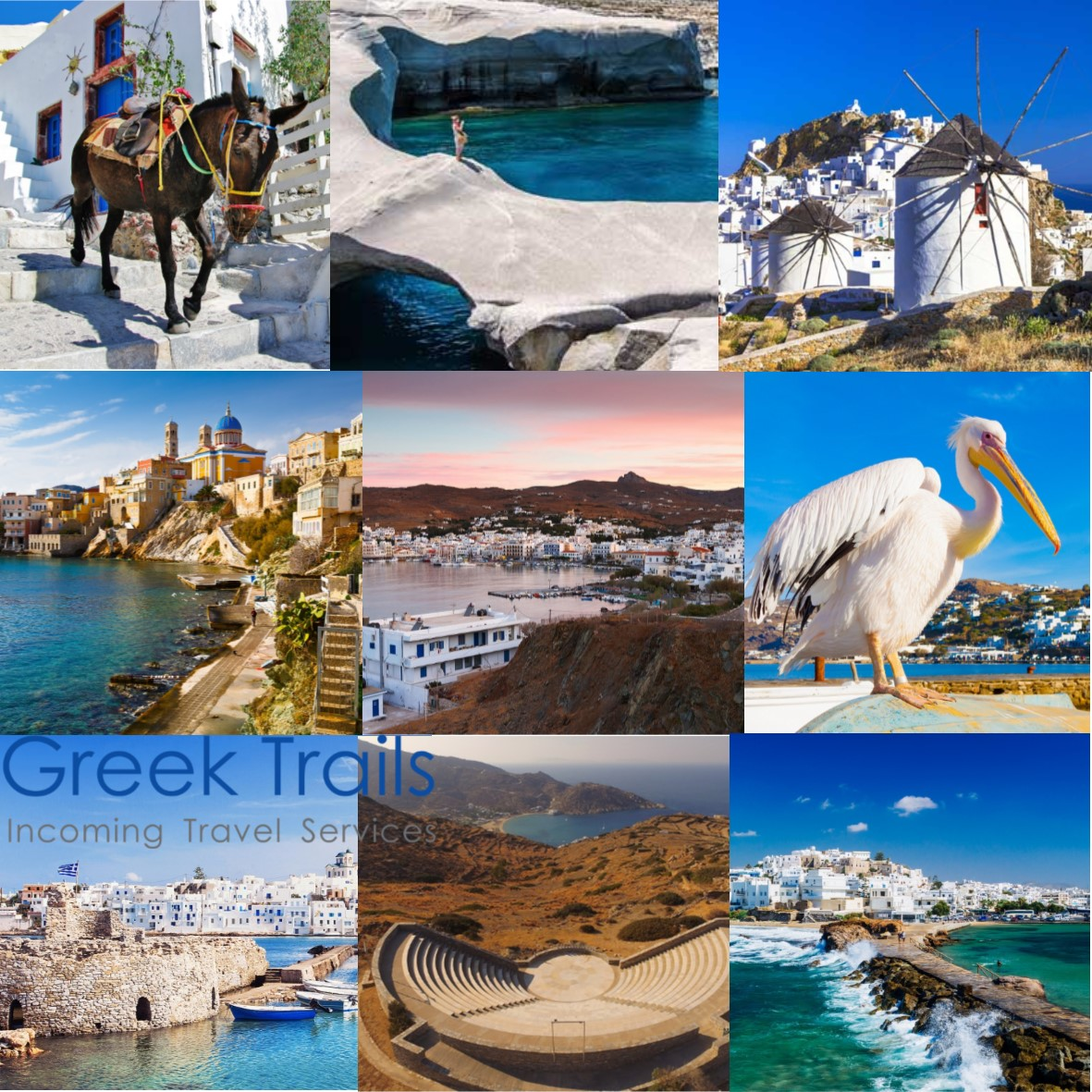 Cyclades Tour